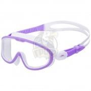 Очки-маска для плавания детские 25Degrees Hyper (фиолетовый/белый)