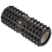 Ролик для йоги массажный Indigo 33х14 см
