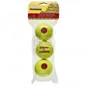 Мячи теннисные Wilson Minions Starter Red Tball (3 мяча в пакете)