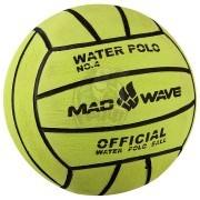 Мяч для водного поло тренировочный Mad Wave №4