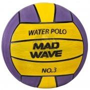 Мяч для водного поло тренировочный Mad Wave WP Official №3