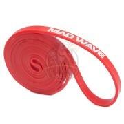 Петля тренировочная многофункциональная Mad Wave Long Resistance Band 9.1-15.9 кг (красный)