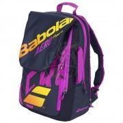 Рюкзак теннисный Babolat Bacpack Pure Aero Rafa (чёрный/оранжевый/фиолетовый)