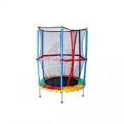 Батут-мини спортивный с защитной сеткой Sundays MOD2 1,4 м