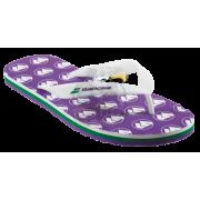 Сланцы Babolat Flip Flop Wimbledon