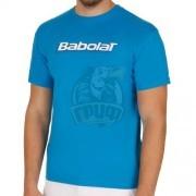 Футболка мужская Babolat Training Basic Men (синий)