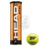 Мячи теннисные Head ATP (3 мяча в тубе)