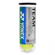 Мячи теннисные Yonex Team (3 мяча в пакете)