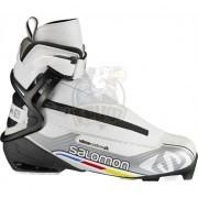 Ботинки лыжные Salomon Vitane Carbon Skate Pilot SNS