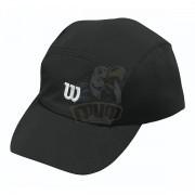 Кепка Wilson Rush Stretch Woven Cap (черный)