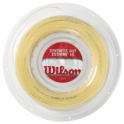Струна теннисная Wilson Extreme Synthetic Gut 1.30/200 м (натуральный)