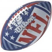 Мяч для американского футбола Wilson NFL Logo Ball