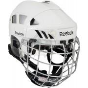 Шлем хоккейный с маской Reebok 7K Combo (белый)