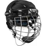 Шлем хоккейный с маской Warrior Krown 360 (черный)
