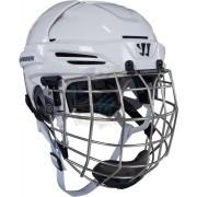 Шлем хоккейный с маской Warrior Krown 360 (белый)