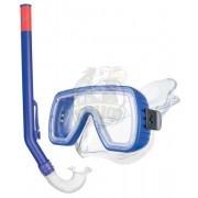 Набор для плавания подростковый Salvas Super Caribe (маска + трубка)