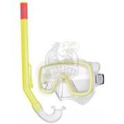 Набор для плавания подростковый Salvas Tropea (маска + трубка)