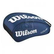 Сумка для обуви Wilson Tour Shoe Bag II (синий)