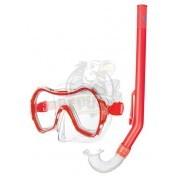 Набор для плавания подростковый Salvas Haiti (маска + трубка)