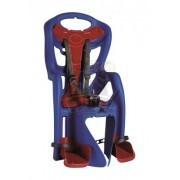 Детское велокресло Bellelli Pepe Standart (синий/красный)