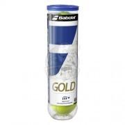 Мячи теннисные Babolat Gold Pet (4 мяча в тубе)