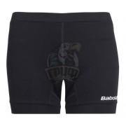 Шорты спортивные для девочек Babolat Short Performance Girl (серый)