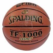 Мяч баскетбольный профессиональный Spalding TF-1000 Legacy FIBA Approved Indoor №7