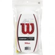 Обмотка для теннисной ракетки Wilson Pro Overgrip (белый)
