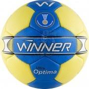 Мяч гандбольный профессиональный Winner Optima IHF №3