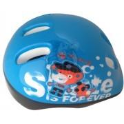 Шлем защитный Maxcity Teddy Light Blue