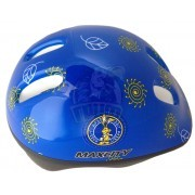 Шлем защитный Maxcity Little Rabbit Blue
