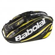 Чехол-сумка Babolat Pure Aero на 12 ракеток (желтый)