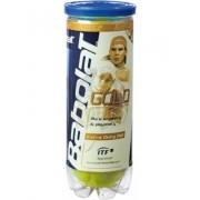 Мячи теннисные Babolat Gold Pet (3 мяча в тубе)