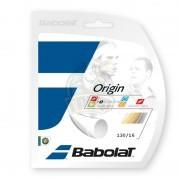 Струна теннисная Babolat Origin 1.25/12 м (натуральный)