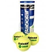 Мячи теннисные Babolat Green (3 мяча в тубе)