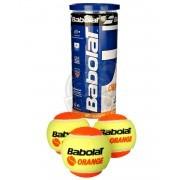 Мячи теннисные Babolat Orange (3 мяча в тубе)