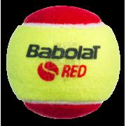 Мячи теннисные Babolat Red Felt (3 мяча в пакете)