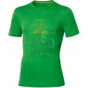 Футболка спортивная мужская Asics Graphic Top (зеленый)