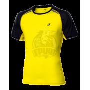 Футболка спортивная мужская Asics M'S Resolution Top (желтый)
