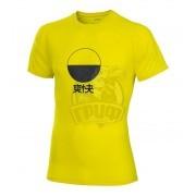 Футболка спортивная мужская Asics M'S Soukai Tee (желтый)