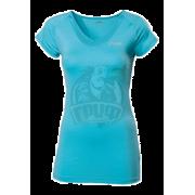 Футболка спортивная женская Asics W'S Performance Tee (синий)