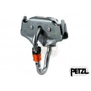 Блок Petzl Trac с карабином Vertigo
