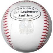 Мяч бейсбольный The Legioners Smythys (твердый)