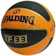 Мяч баскетбольный любительский Spalding TF33 Outdoor №7