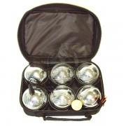 Набор шаров для петанка (боча) в чехле Arctix 6 шт