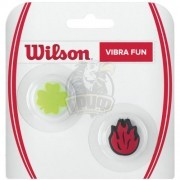 Виброгаситель Wilson Vibra Fun Dampeners x2 (красный/зеленый)