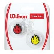 Виброгаситель Wilson Vibra Fun Dampeners x2 (красный/желтый)