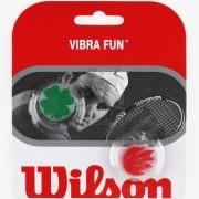Виброгаситель Wilson Vibra Fun Dampeners x2 (зеленый/красный)