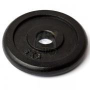 Диск 5 кг железный Ø30 мм