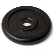 Диск 15 кг железный Ø30 мм